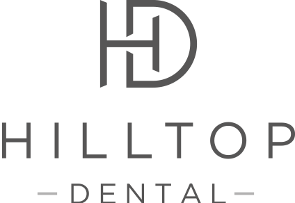 hilltop dental logo